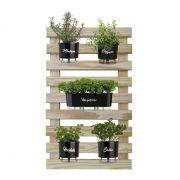 Kit Horta Vertical Gourmet 100cm x 60cm