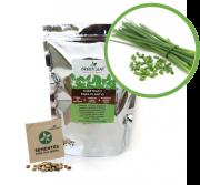 Kit para Plantio de Cebolinha Ciboulette Green Leaf