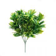 Photinea Arbusto Artificial Verde 5FH 33cm