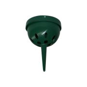 Porta Adubo plástico verde 4,5cm