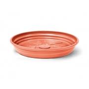 Prato para Vasos de Plantas 07 cor Cerâmica 4,5cm x 29,5cm