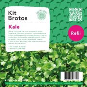 Refil para Kit Brotos Kale