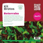 Refil para Kit Brotos Beterraba