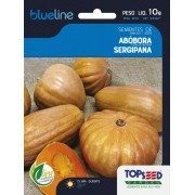 Sementes de Abóbora Sergipana 10g - Topseed Blue Line
