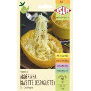 Sementes de Abobrinha Bavette (Espaguete) 2,4g - Isla Multi