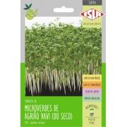Sementes de Agrião Ravi do seco Microverdes 8g - Isla Superpak