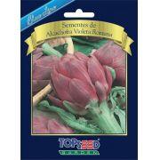 Sementes de Alcachofra Violeta Romana - Topseed Blue Line