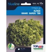 Sementes de Alface Grand Rapids TBR 10g - Topseed Blue Line