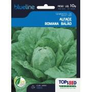 Sementes de Alface Romana Balão 10g - Topseed Blue Line
