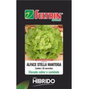 Sementes de Alface Stella Manteiga com 80 sementes - Feltrin Linha Híbrido