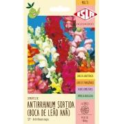 Sementes de Antirrhinum / Boca de Leão Anã Sortida - Isla Multi