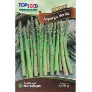 Semente de Aspargo Verde Linha Tradicional Hortaliças - Topseed