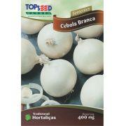 Sementes de Cebola Branca - Topseed Linha Tradicional Hortaliças