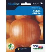 Sementes de Cebola Crioula 5g - Topseed Blue Line