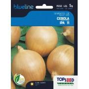 Sementes de Cebola Ipa 11 5g - Topseed Blue Line
