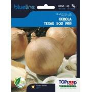 Sementes de Cebola Texas 502 PRR 5g - Topseed Blue Line