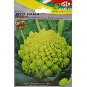Sementes de Couve Brócolis Romanesco 6g - Isla Superpak