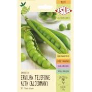 Sementes de Ervilha Telefone Alta (Alderman) 3,70g - Isla Multi