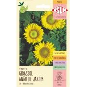 Sementes de Girassol Anão de Jardim - Isla Multi