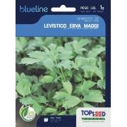 Sementes de Levistico Erva Maggi 1g - Topseed Blue Line