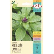 Sementes de Manjericão Cannella 100mg - Isla Multi
