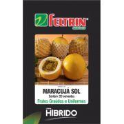 Sementes de Maracujá Sol com 20 sementes - Feltrin Linha Híbrido