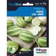 Sementes de Maxixe Liso Gibão 10g - Topseed Blue Line