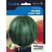 Sementes de Melancia Sugar Baby 5g - Topseed Blue Line