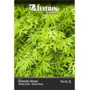 Sementes de Mostarda Akame 1g - Feltrin Linha Golden de Hortaliças Orientais