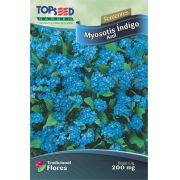 Sementes de Myosotis Indigo Azul - Topseed