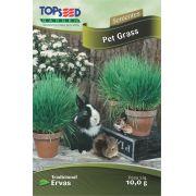 Semente de Pet Grass Linha Tradicional Ervas - Topseed