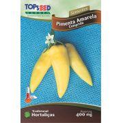 Sementes de pimenta Amarela Comprida - Topseed