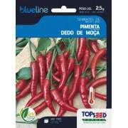 Sementes de Pimenta Dedo de Moça 2,5g - Topseed Blue Line