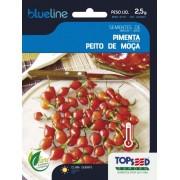Sementes de Pimenta Peito de Moça 2,5g - Topseed Blue Line