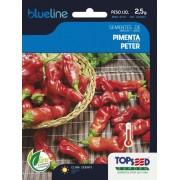 Sementes de Pimenta Peter 2,5g - Topseed Blue Line