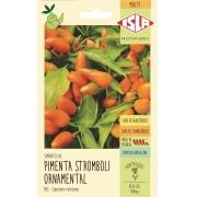 Sementes de Pimenta Stromboli Ornamental - Isla Multi