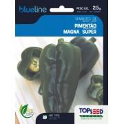Sementes de Pimentão Magna Super 2,5g - Topseed Blue Line