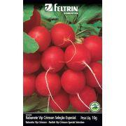Sementes de Rabanete Vip Crimson Seleção Especial 10g - Feltrin Linha Golden