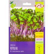 Sementes de Repolho Roxo Microverdes 8g - Isla Superpak