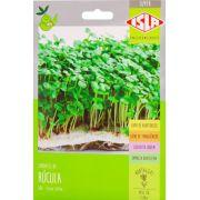 Sementes de Rúcula Folha Larga Microverdes 5g - Isla Superpak