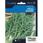 Sementes de Rúcula Selvática 2g - Topseed Blue Line