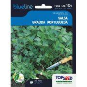 Sementes de Salsa Graúda Portuguesa 10g - Topseed Blue Line