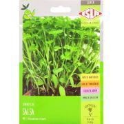 Sementes de Salsa Lisa Microverdes 10g - Isla Superpak