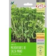 Sementes de Salsa Lisa Microverdes 6g - Isla Superpak