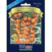 Sementes de Tomate Cereja Laranja - Topseed Blue Line