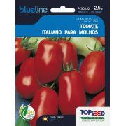 Sementes de Tomate Italiano para Molhos 2,5g - Topseed Blue Line