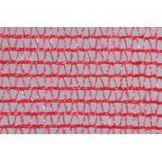 Sombrite (bobina fechada) Tela de Sombreamento Ultranet vermelha 35% 4,00m x 50m