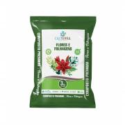 Substrato Composto para Flores e Folhagens 3kg Calterra
