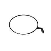 Suporte de treliça preto para Vaso Autoirrigável Pequeno Raiz (Treliça de ferro Vintage)