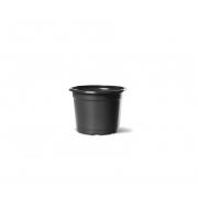 Vaso de Planta Holambra NP 06 Preto